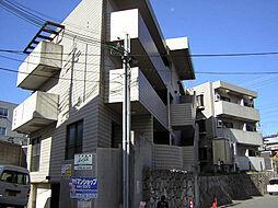 ネオディー夙川[3階]の外観