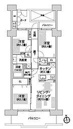 オラリオンサイト1番館7階 橋本駅歩8分