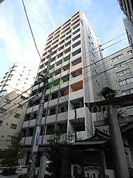 東京都千代田区岩本町2丁目の賃貸マンションの外観