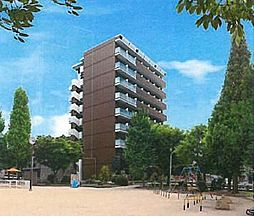 プランドール新大阪PARKレジデンス[509号室]の外観