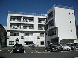 名城マンション[3階]の外観