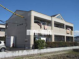 セーラズB[2階]の外観