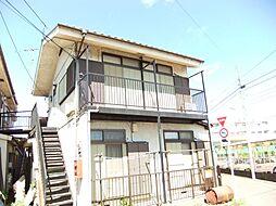 竹田ハウスB[2階]の外観
