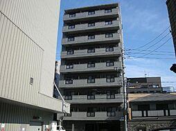 コ−トモ−リス新道[8階]の外観