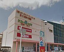ショッピングセンターオークワ・ロマンシティ御坊店まで1958m