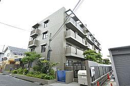 ポプレール大矢[1階]の外観