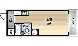 リレイション野田[7階]の間取り