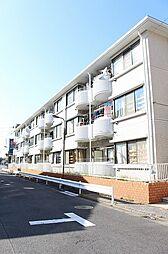 東京都足立区大谷田5丁目の賃貸マンションの外観