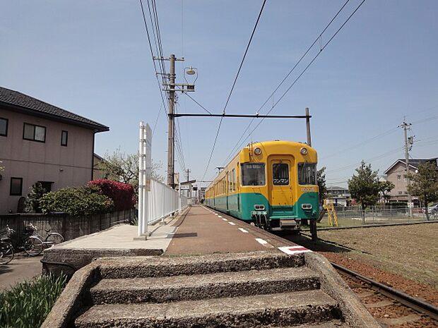【駅】富山地鉄「朝菜町」駅まで1778m