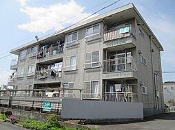 大阪府四條畷市美田町の賃貸マンションの外観