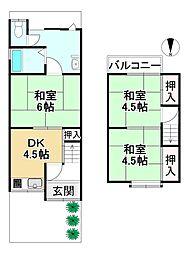 帷子ノ辻駅 1,080万円