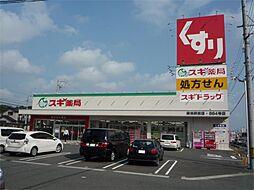 スギドラッグ 御油駅前店(2370m)