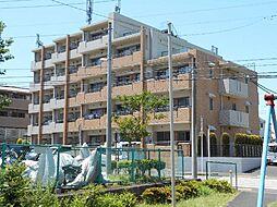 アンファンドール・ミエ[1階]の外観