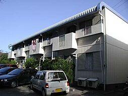 高野マンション[102号室]の外観