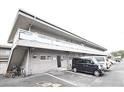 岡山県岡山市南区築港緑町2丁目の賃貸マンションの外観