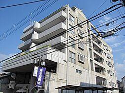 京都府宇治市宇治妙楽の賃貸マンションの外観
