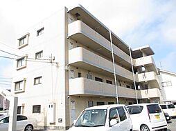 愛媛県松山市余戸西4丁目の賃貸マンションの外観