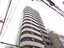 大阪府大阪市中央区北久宝寺2丁目の賃貸マンションの外観