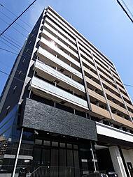 レジュールアッシュウエストレジス[8階]の外観