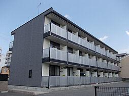 レオパレスファーデン西金ヶ崎[310号室]の外観