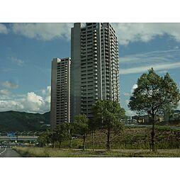 タワーズウエスト[2005号室]の外観