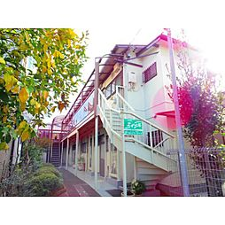 静岡県静岡市葵区沓谷1丁目の賃貸アパートの外観