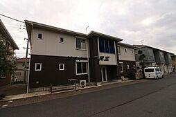 エピナールG棟[2階]の外観