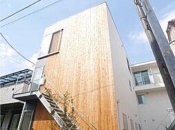 coco garden 北千住[3階]の外観