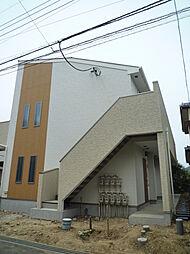 千葉県佐倉市王子台2丁目の賃貸アパートの外観
