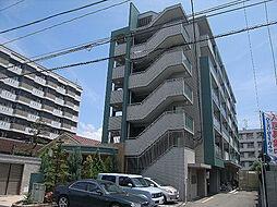 福岡県福岡市東区馬出4丁目の賃貸マンションの外観