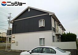 グリーンヒルズ113 B棟[2階]の外観
