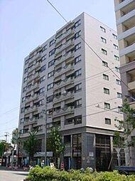 京都府京都市下京区西七条比輪田町の賃貸マンションの外観