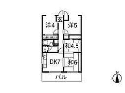薬師堂駅 7.5万円
