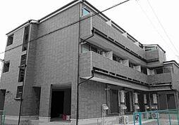 東京都八王子市元本郷町4丁目の賃貸アパートの外観