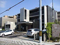愛知県名古屋市昭和区八事富士見の賃貸マンションの外観
