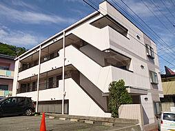 コーポサンライズ西長野[1階]の外観