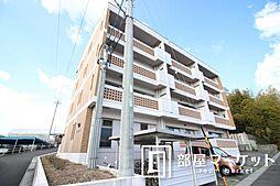 愛知県豊田市大清水町大清水の賃貸マンションの外観