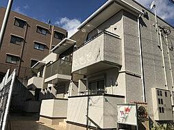 兵庫県西宮市満池谷町の賃貸アパートの外観