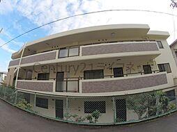 大阪府池田市五月丘4丁目の賃貸マンションの外観