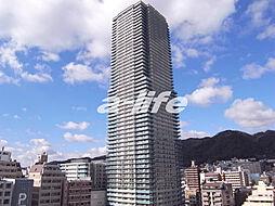 シティタワー神戸三宮[10F号室]の外観