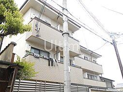 京都府京都市北区等持院北町の賃貸マンションの外観