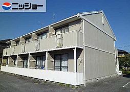 タウン0−1[1階]の外観
