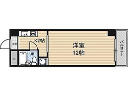 白倉マンション[3階]の間取り