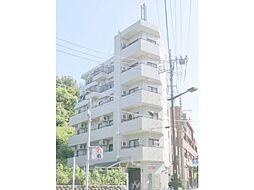 Uトピア高幡不動[5階]の外観