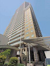 アップルタワー大阪谷町[11階]の外観