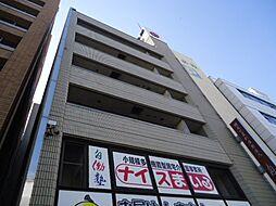 愛知県名古屋市西区那古野2丁目の賃貸マンションの外観