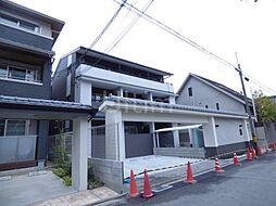 京都府京都市上京区大黒屋町の賃貸マンションの外観