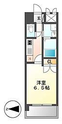 グラン・アベニュー 名駅[2階]の間取り