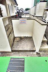 ピナクル臼井[1階]の外観