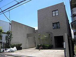 東京都国立市西1丁目の賃貸マンションの外観